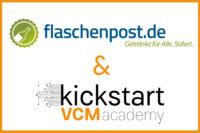 Flaschenpost und Kickstart Academy